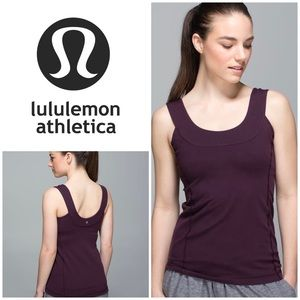Lululemon Scoop Back Tank NWT